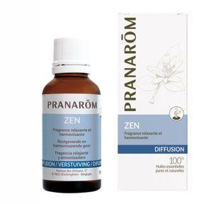 Mélange Zen pour diffuseur, Pranarom