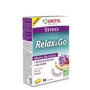 Relax&Go, Laboratoires Ortis