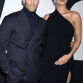 Jason Statham et Rosie Huntington Whiteley (19 ans d'écart)