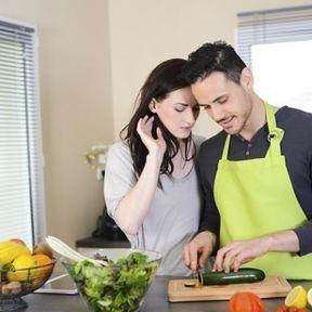 Les personnes en couple ont une vie plus saine