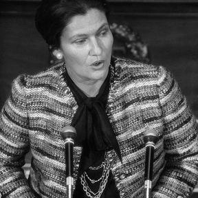 1975 : légalisation de l'avortement - loi Veil