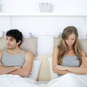 Le lit est un havre de paix