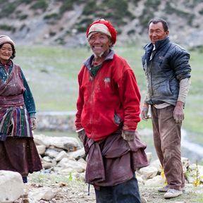 La polyandrie dans les Himalayas