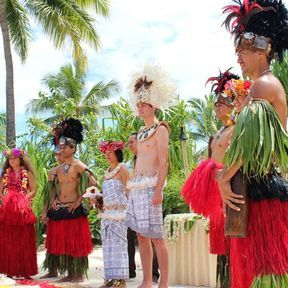 Le mariage polynésien traditionnel