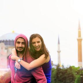 Vœu d'amour en Turquie