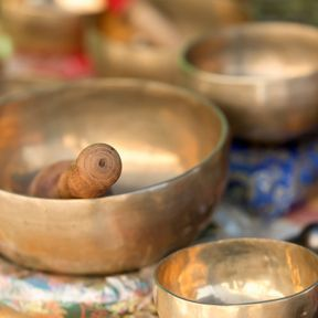 Le bol tibétain
