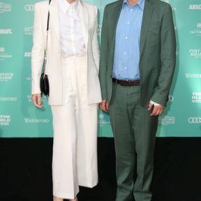 Cate Blanchett et Andrew Upton
