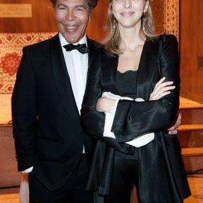 Igor Bognadoff et Amélie Bourbon-Parme