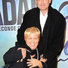 Mimie Mathy et Benoist Gérard