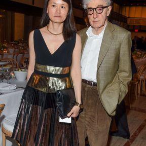 Woody Allen et Soon-Yi Prévin