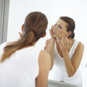 Un jaunissement de la peau