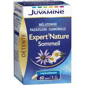 Gélules Expert Nature Sommeil, Juvamine