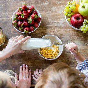 Prenez chaque jour un petit déjeuner équilibré et vitaminé