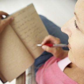 Écrivez un journal intime