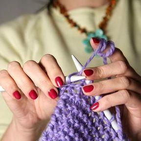 Se mettre au tricot