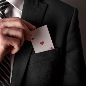 Faites un test avec un jeu de cartes
