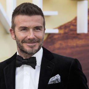 David Beckham veut que tout soit aligné