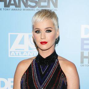 Katy Perry veut tout classer par ordre alphabétique