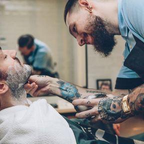 Une barbe sur-mesure pour Monsieur