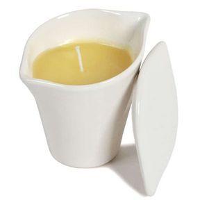 Bougie de massage au beurre de karité et huiles essentielles