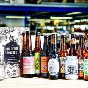 Box bières artisanales du monde