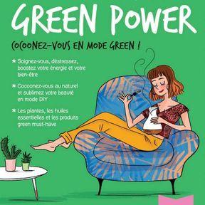Un cahier « green» pour prendre soin de soi au naturel !