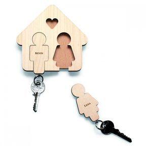 Porte-clés Home sweet Home
