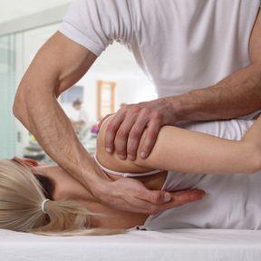 Faire une séance d'ostéopathie