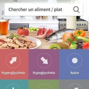 Gluci-Chek : pour calculer les apports en glucides et en lipides des repas