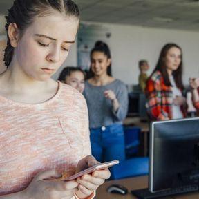 La dépression liée à l'usage du smartphone