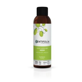 Huile végétale de neem bio, Centifolia