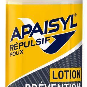 Spray répulsif poux, Apaisyl