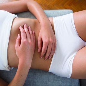 Détente de l'abdomen