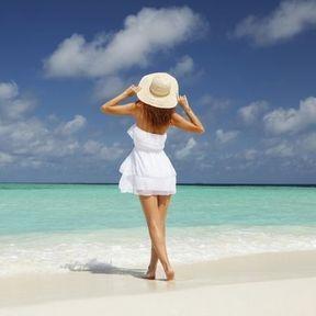 La plage améliore la circulation sanguine et détend les muscles