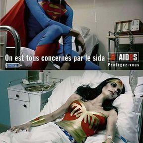 """""""On est tous concernés par le SIDA"""""""