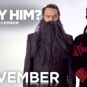 Bryan Cranston et James Franco mobilisés pour Movember