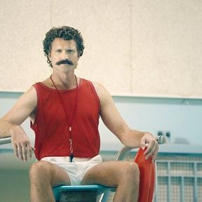Campagne Movember Swim Team
