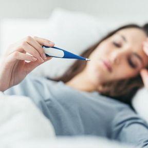 Une infection rénale : la pyélonéphrite