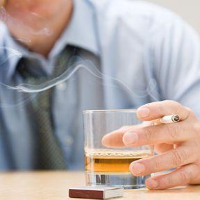 Non au tabac et à l'alcool pour bien vieillir