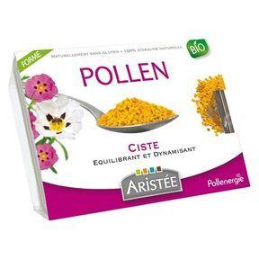 Le pollen de ciste congelé, Aristée