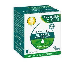 Les capsules Phytosun Aroms
