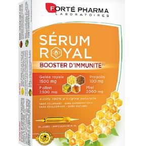 Sérum Royal Booster d'Immunité, Forté Pharma