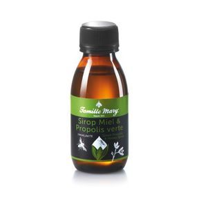 Sirop Propolis verte, Famille Mary