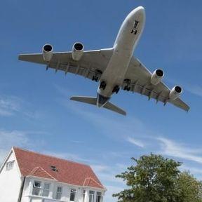 Le bruit des avions