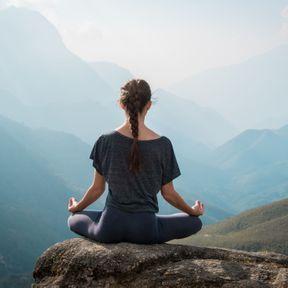 Respiration et méditation