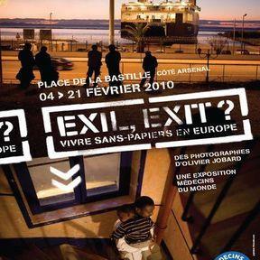 Vivre sans-papiers en Europe
