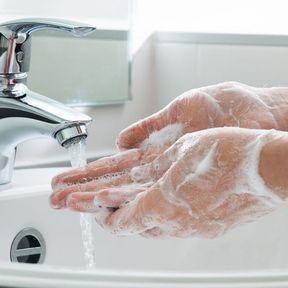 Bien se laver les mains