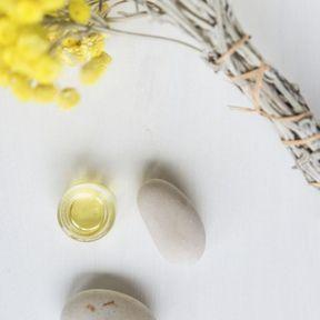 L'huile essentielle d'Hélichryse