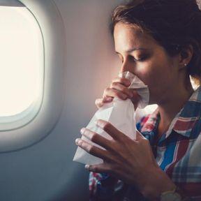Stress en avion