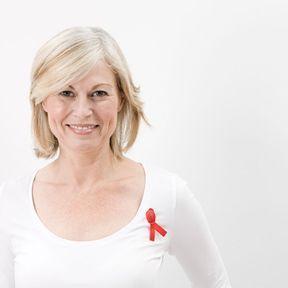 Une personne séropositive a une espérance de vie plus faible